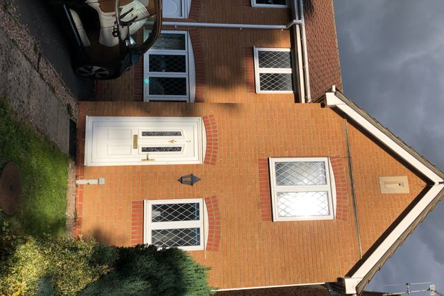 Thumbnail Semi-detached house to rent in Collen Close, Chippenham