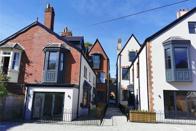 Thumbnail Mews house for sale in Triplex At Kestral Mews, Cathedral Road, Cardiff