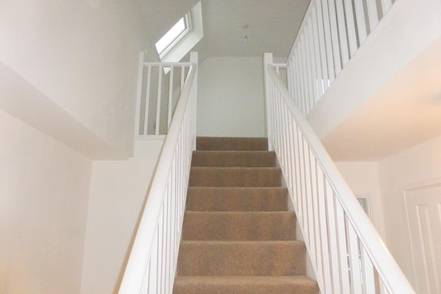 Upper Floor Staircase