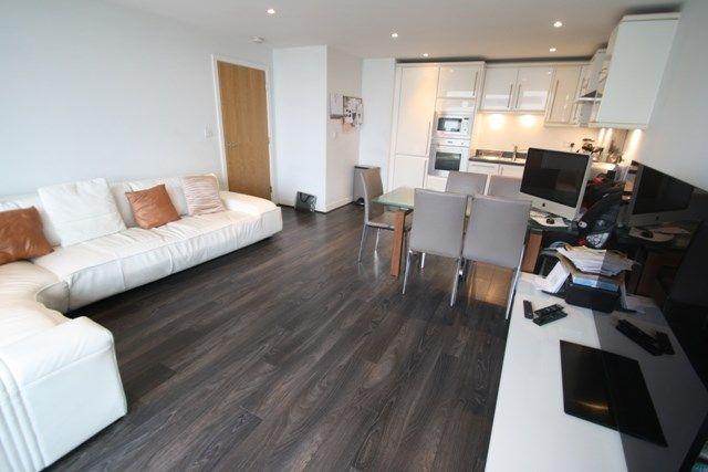 Thumbnail Flat to rent in Basin Approach, Royal Docks, London