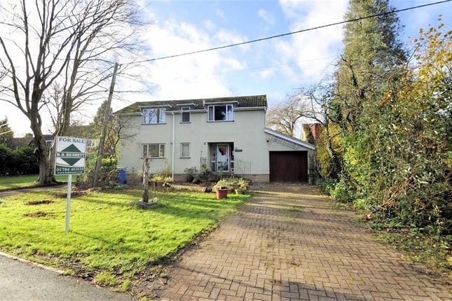 Thumbnail Detached house for sale in Friary Road, Wraysbury, Berkshire