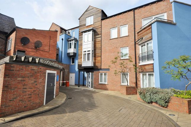 Thumbnail Flat to rent in St Denys Court, Walmgate, York