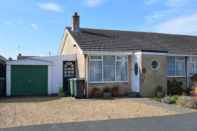 Thumbnail Semi-detached bungalow for sale in Savernake Avenue, Melksham