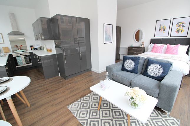 Thumbnail Flat for sale in Tithebarn Street, Liverpool