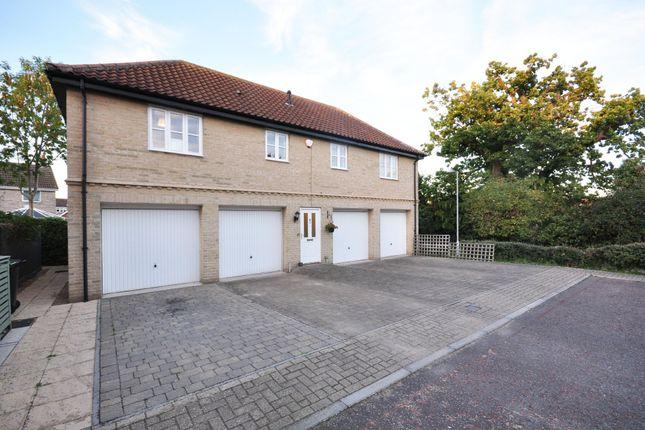 Thumbnail Flat for sale in Doune Way, Starston, Harleston