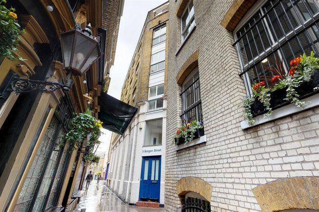 Thumbnail Flat for sale in Burgon Street, Priory House, London