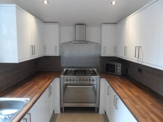Thumbnail Terraced house to rent in Ruskin Avenue, Rusholme, Manchester, Greater Manchester