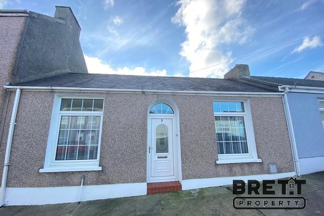 2 bed terraced bungalow for sale in Military Road, Pennar, Pembroke Dock, Pembrokeshire. SA72
