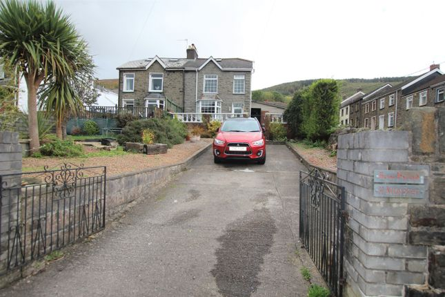 Thumbnail Semi-detached house for sale in Allen Street, Mountain Ash