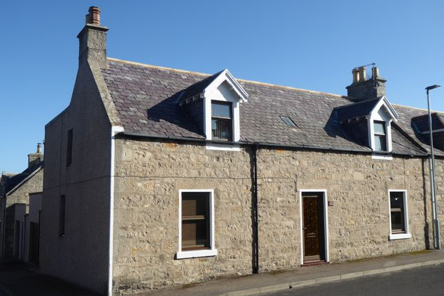 Thumbnail Semi-detached house for sale in Union Street, Lossiemouth