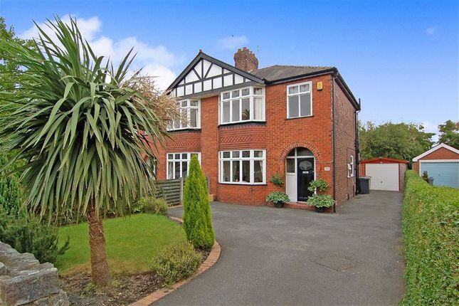 3 bed semi-detached house for sale in Leek Road, Mossley, Congleton