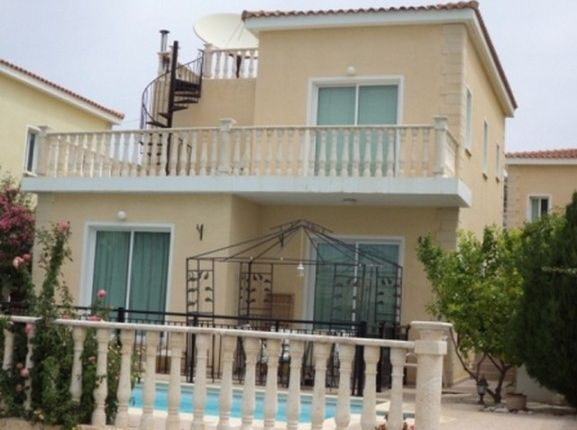3 bed villa for sale in Peyia, Coral Bay, Paphos, Cyprus