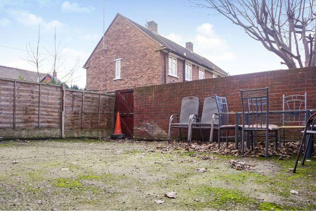 Garden of Derby Road, Salford M5