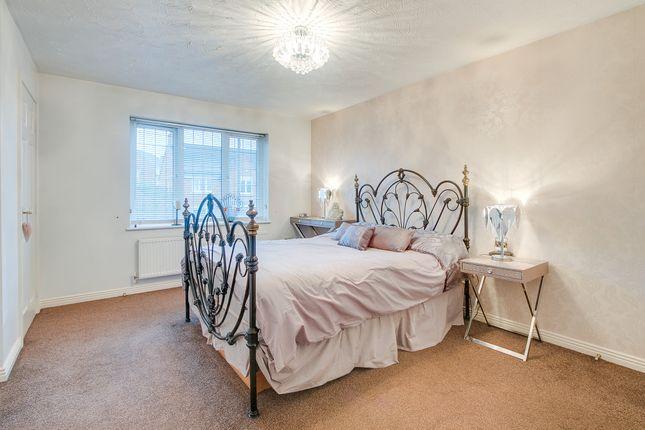 Master Bedroom of Royal Worcester Crescent, The Oakalls, Bromsgrove B60