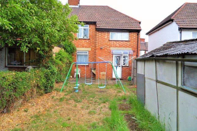 Rear View of Fulwood Avenue, Wembley, Middlesex HA0