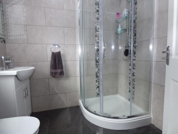 Shower Room of Vicarage Road, Off Long Lane, Halesowen, West Midlands B62