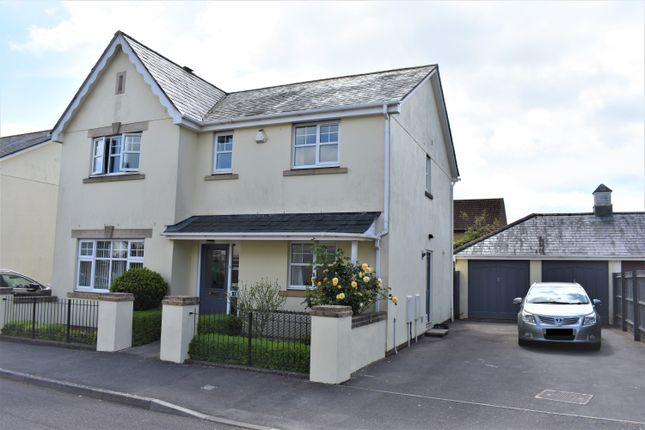 Thumbnail Detached house for sale in Larks Meadow, Stalbridge, Sturminster Newton