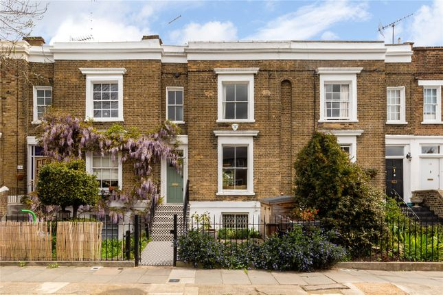 Thumbnail End terrace house to rent in Rotherfield Street, London