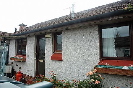 Thumbnail Terraced bungalow for sale in 5 Warmanbie Square, Brydekirk, Annan