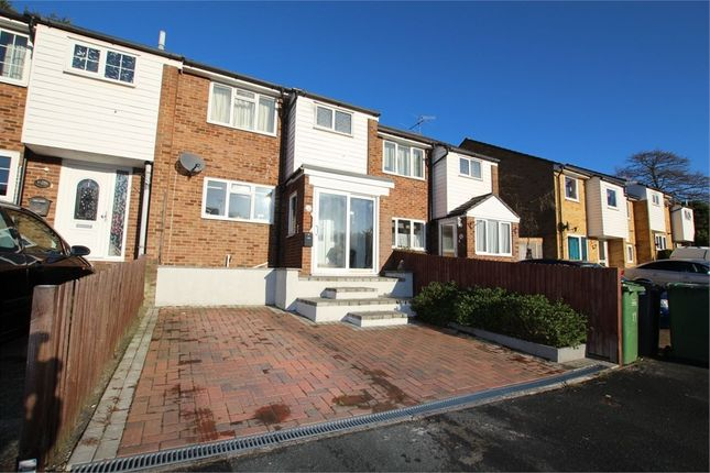 Thumbnail Terraced house for sale in Paxhill Close, St Leonards-On-Sea, East Sussex