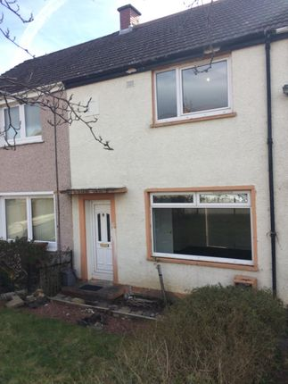 Thumbnail Terraced house to rent in Laing Terrace, Penicuik, Midlothian