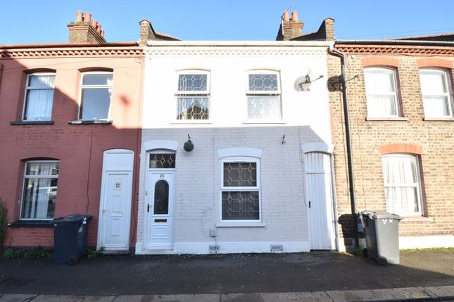 3 bed terraced house for sale in Wimborne Road, Luton LU1