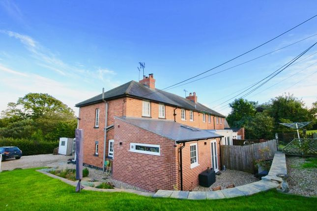Thumbnail End terrace house for sale in Holywell, Dorchester