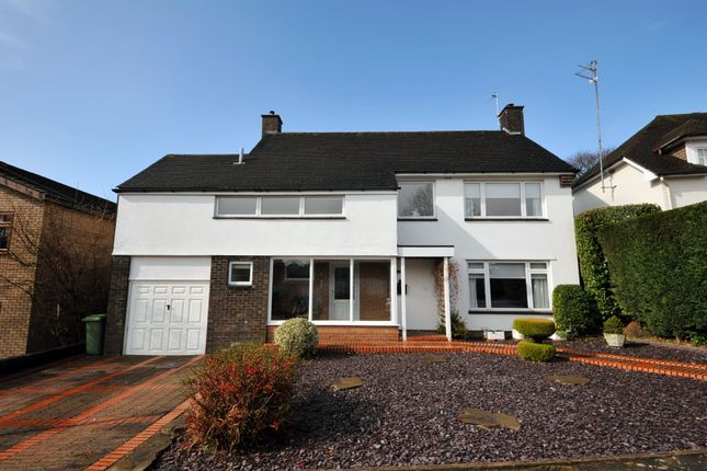 Thumbnail Detached house for sale in The Rise, Llanishen, Cardiff