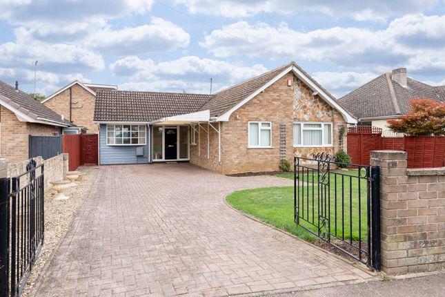Thumbnail Detached bungalow for sale in Warden Hill Road, Leckhampton, Cheltenham