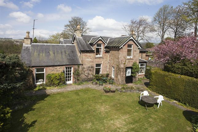 Thumbnail Detached house for sale in Robins Mead, Woodlands Road, Blairgowrie