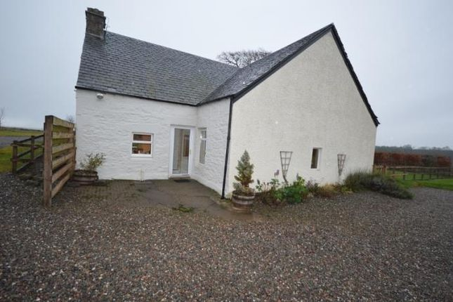 Thumbnail Detached house to rent in Crieff