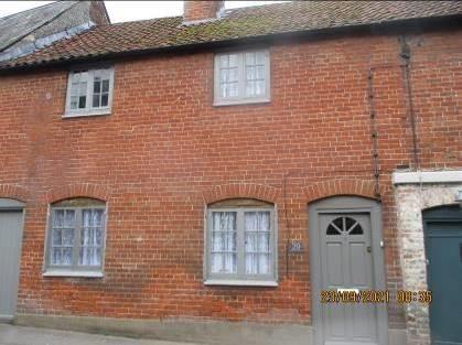 Thumbnail Terraced house to rent in Church Street, Market Lavington, Devizes