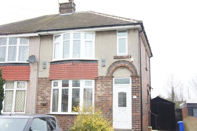 Thumbnail Semi-detached house to rent in Norton Avenue, Gleadless Townend, Sheffield