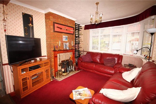 Thumbnail 3 bed terraced house for sale in Riverside Drive, Mitcham
