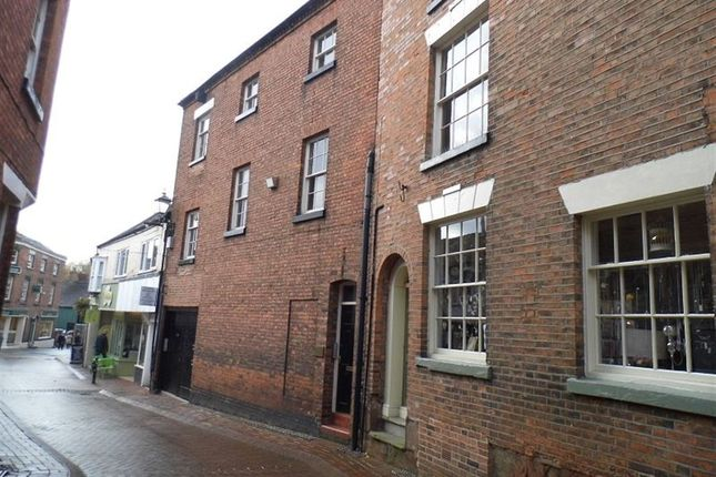 Thumbnail Flat to rent in Mill Street, Nantwich