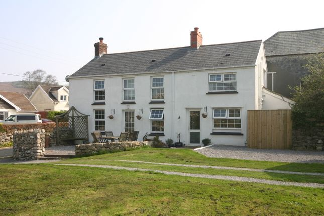 Thumbnail Cottage for sale in Mill Lane, Llanrhidian