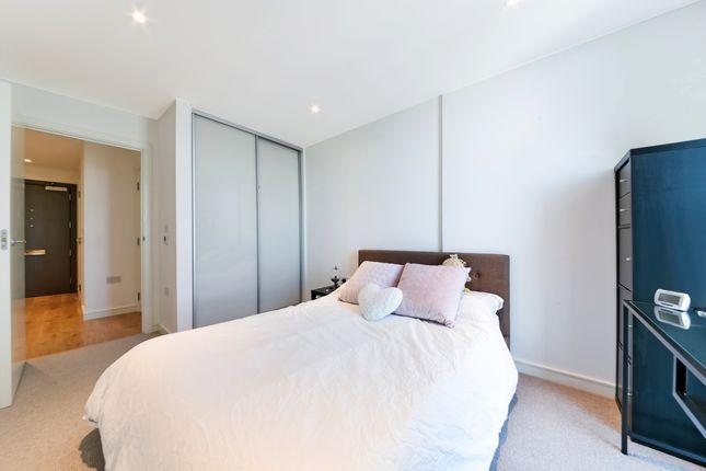 Bedroom of Pinnacle Apartments, Saffron Square, Croydon CR0