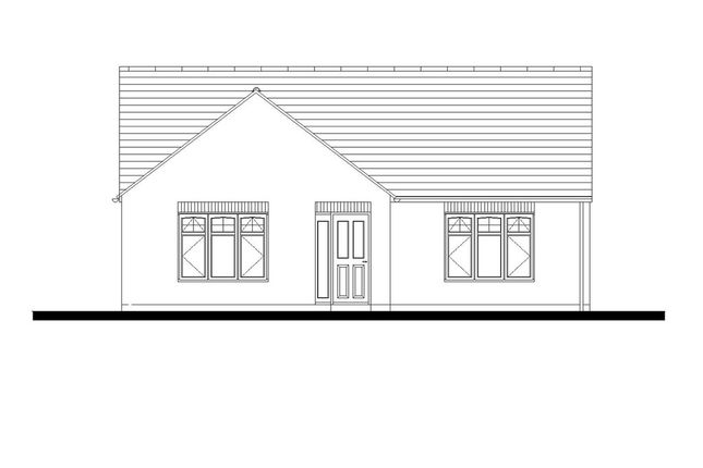 Thumbnail Detached bungalow for sale in Holmewood, Chesterfield
