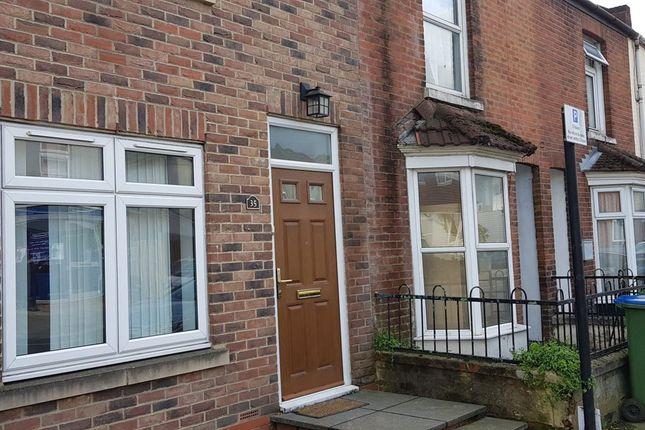 Thumbnail Property to rent in Lodge Road, Southampton