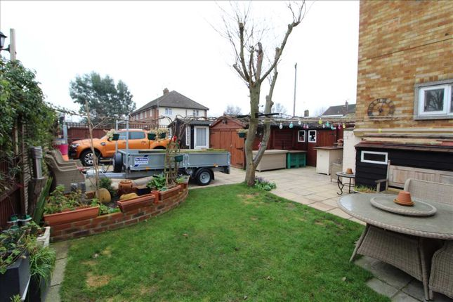 Thumbnail Maisonette for sale in The Square Iceni Way, Shrub End, Colchester