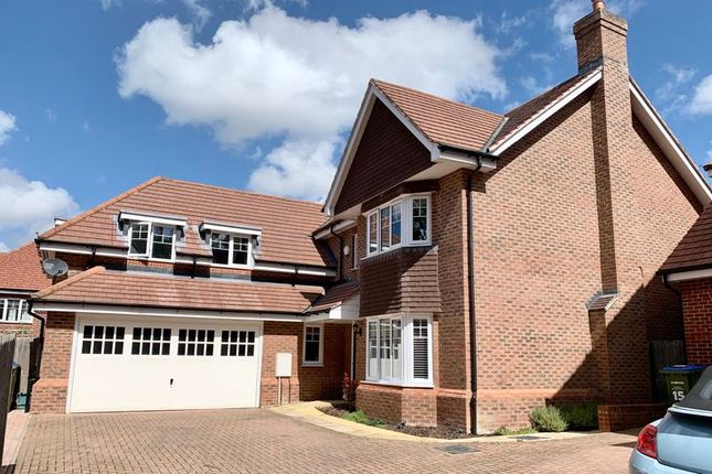 Thumbnail Detached house for sale in Fairway Close, Esher