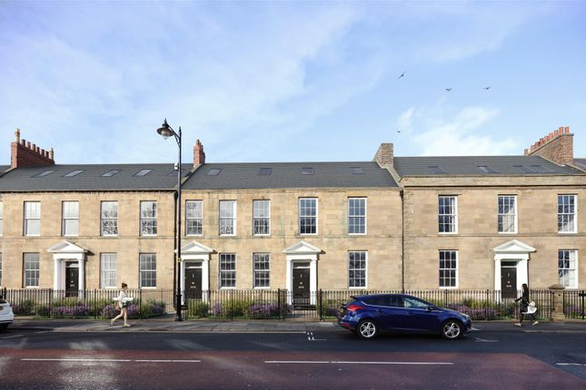 Thumbnail Terraced house for sale in Northumberland Square, North Shields