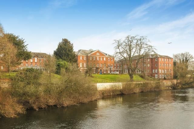 Thumbnail Flat for sale in St James, Hereford