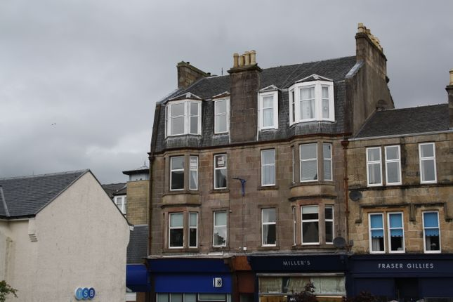 Flat 3/2, 34 Montague Street, Rothesay, Isle Of Bute PA20
