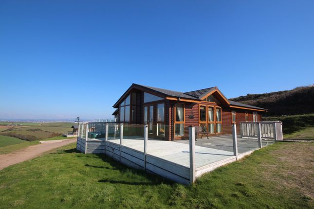 Thumbnail Bungalow for sale in Lodge 59, Whitsand Bay Fort, Millbrook