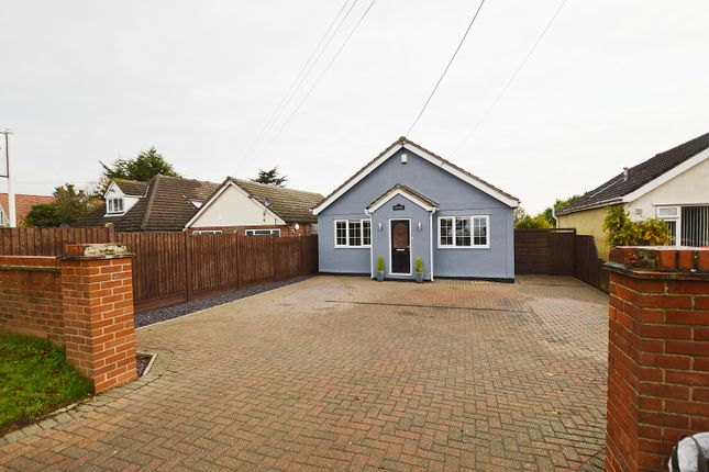 3 bed detached bungalow for sale in Halstead Road, Eight Ash Green, Colchester CO6