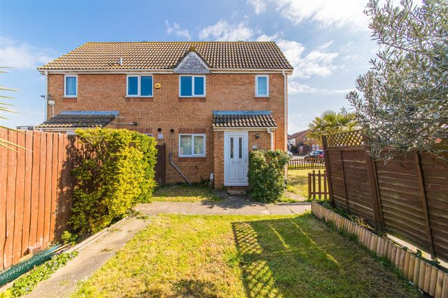 Thumbnail End terrace house for sale in Chatsworth Road, Dartford
