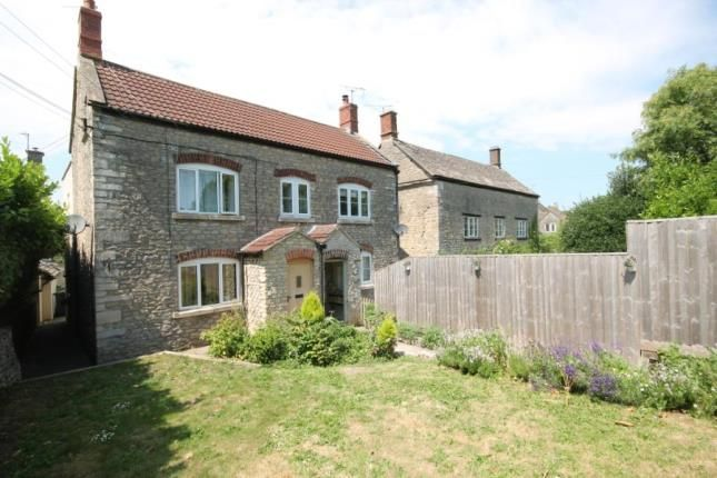 Thumbnail Semi-detached house for sale in High Street, Hillesley, Wotton-Under-Edge, Gloucestershire