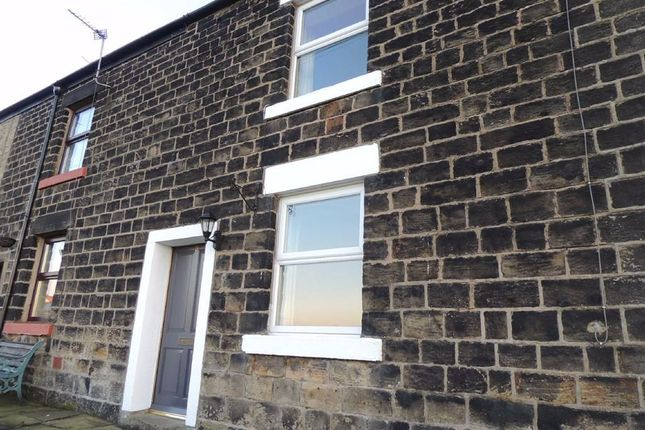 3 bed terraced house for sale in Hazel View, Marple, Stockport SK6