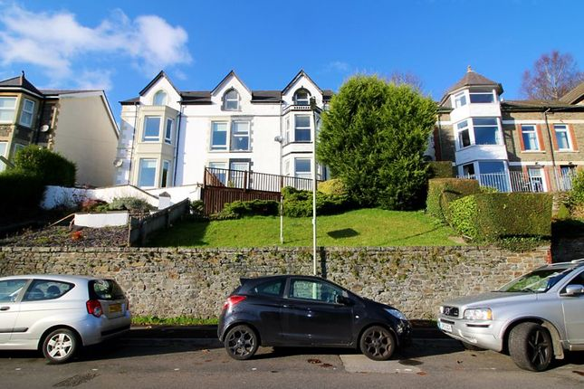 Thumbnail Semi-detached house for sale in Tyfica Road, Graigwen, Pontypridd
